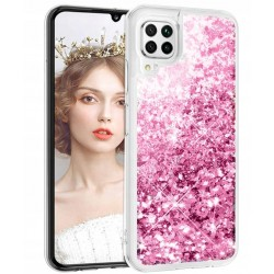 Etui do Samsung Galaxy A12/M12 brokat Case