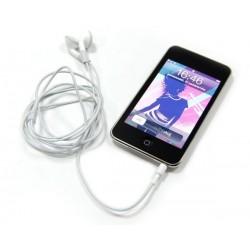 ZS2F Słuchawki iPhone 3 4s 5 iPOD iPAD Apple białe