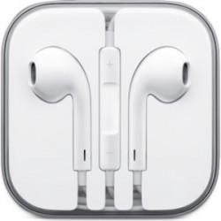 ZSi5 Słuchawki iPhone 3 4s 5 iPOD iPAD Apple białe