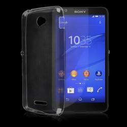 ET214P ETUI Guma Ultra Slim Sony XPERIA E4 E2105