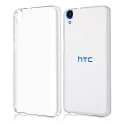 ET153P ETUI Guma POKROWIEC HTC Desire 820 +FOLIA
