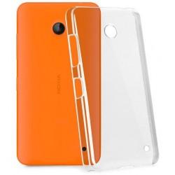 ET154P ETUI Guma TPU Microsoft Nokia Lumia 630 635