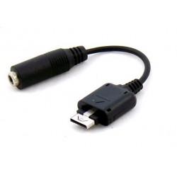 AD5 Adapter MP3 do LG KP500 KU990 KE970 KG810