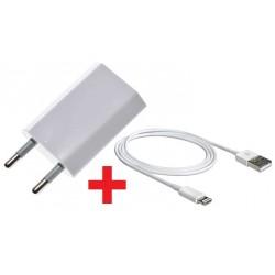 PZ30 Ładowarka sieciowa iPhone 5 5S 5C + KABEL USB