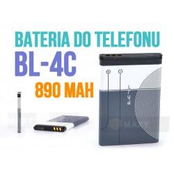 BK55A BATERIA NOKIA BL-4C 6300 6100 1661 X2 C2-05