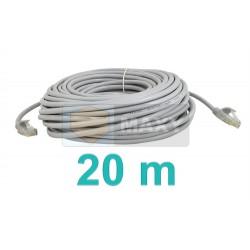 XM666 Kabel sieciowy LAN 20m