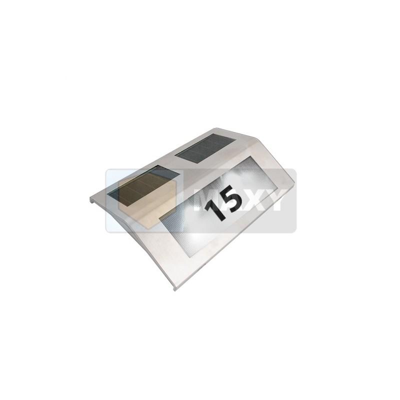 XM701 Solarny numer domu basic