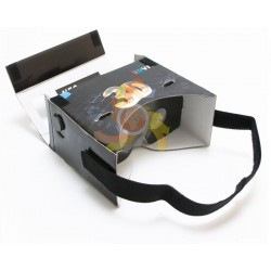 XM161 OKULARY CARDBOARD GOOGLE VR 3D Magic Box POL