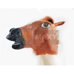 XM785 Maska głowa konia