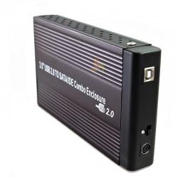 AK15 ETUI OBUDOWA DYSKU 3,5 CALA HDD USB IDE / ATA