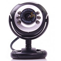 AK107C Kamerka Kamera Internetowa 16 Mpix mikrofon