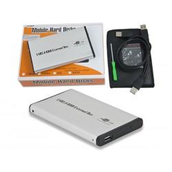 AK88A OBUDOWA DYSKU 2,5' CALA USB SATA 500GB +ETUI