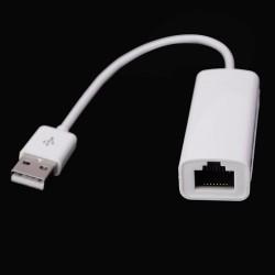 AK218 KARTA SIECIOWA LAN ETHERNET KABEL 100Mbp USB