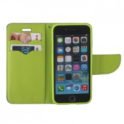 ET85f ETUI HTC Desire 530 limonka + FOLIA