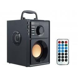 XM412 GŁOŚNIK BLUETOOTH BOOMBOX RADIO FM SD USB