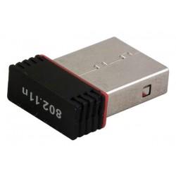 AK177 Karta sieciowa USB WiFi bezprzewodowa 150MBPS mini