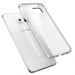 ET223PS ETUI Guma Samsung Galaxy S6 G920 + SZKŁO