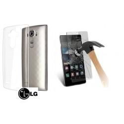 ET217ps ETUI Pokrowiec LG G4s / LG G4 Beat + SZKŁO