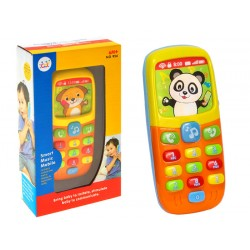 ZB810 TELEFON interaktywny telefonik dla malucha