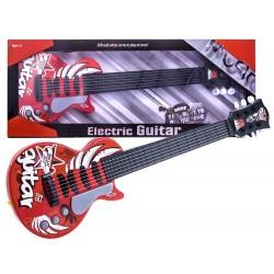 ZB0331 GITARA Elektryczna Rockowa dla dzieci