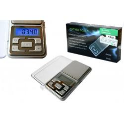 AG52 WAGA KIESZONKOWA jubilerska 500g 0,1g gram